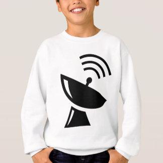 Satellite Dish Sweatshirt