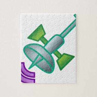 Satellite Jigsaw Puzzle