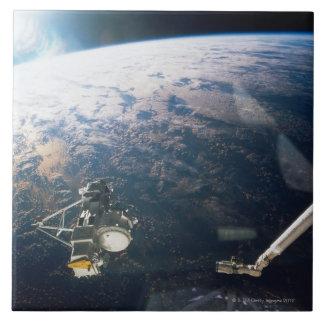 Satellite Reflection Tiles