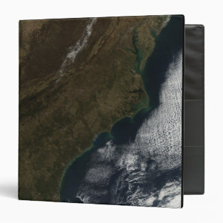 Satellite view of the Southeastern United State 3 Ring Binders