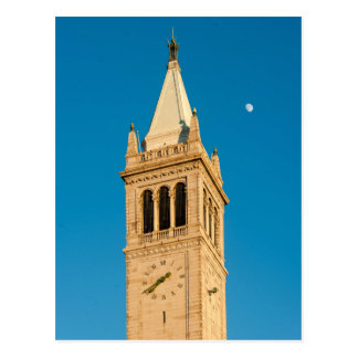 Sather Tower of University of California, Berkeley Postcard