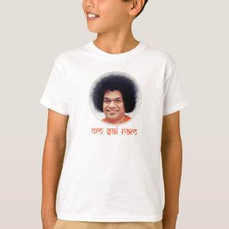 Sathya Sai Baba Kid's T-Shirt Poly-Cotton