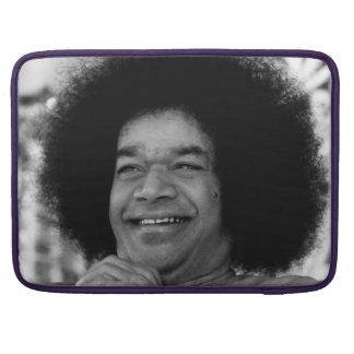 Sathya Sai Baba on MacBook Sleeve Sleeve For MacBooks
