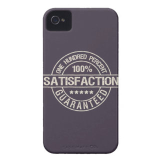 SATISFACTION GUARANTEED iPhone 4 case-mate Case-Mate iPhone 4 Cases