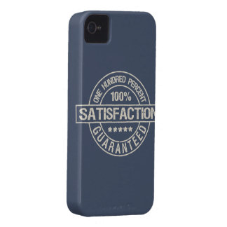 SATISFACTION GUARANTEED iPhone 4 case-mate iPhone 4 Cover