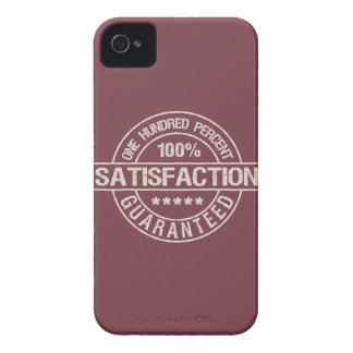 SATISFACTION GUARANTEED iPhone 4 case-mate iPhone 4 Covers