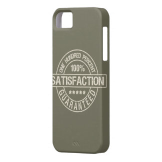 SATISFACTION GUARANTEED iPhone 5 case-mate iPhone 5 Covers