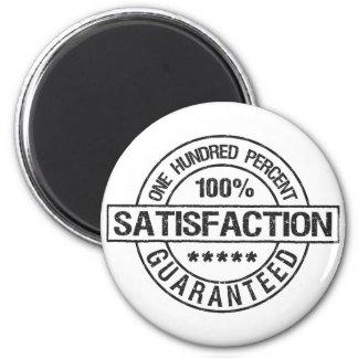 Satisfaction Guaranteed magnet