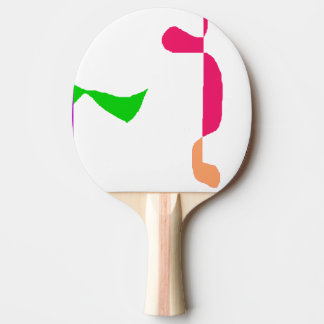 Satisfaction Ping-Pong Paddle