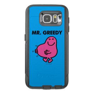 Satisfied Mr. Greedy OtterBox Samsung Galaxy S6 Case