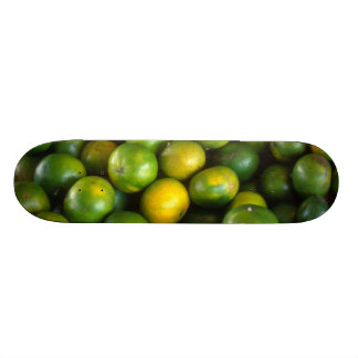 Satsumas/Limes/Citrus Skate Boards