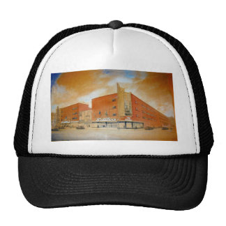 Sattlers Department Store 998 Broadway Buffalo NY Mesh Hats
