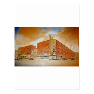 Sattlers Department Store 998 Broadway Buffalo NY Postcard