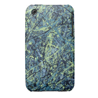 SATURATION (an abstract art design) ~ iPhone 3 Case-Mate Cases