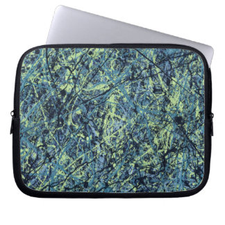 SATURATION (an abstract art design) ~ Laptop Computer Sleeves