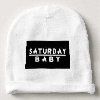 SATURDAY BABY BABY BEANIE
