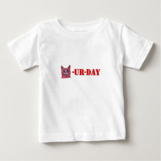Saturday is Caturday Baby T-Shirt
