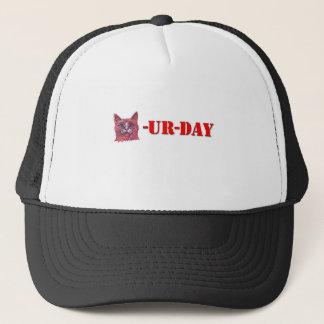 Saturday is Caturday Trucker Hat