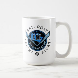 Saturday Night Blues Coffee Mug