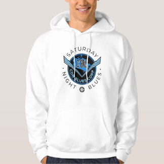 Saturday Night Blues Hoodie