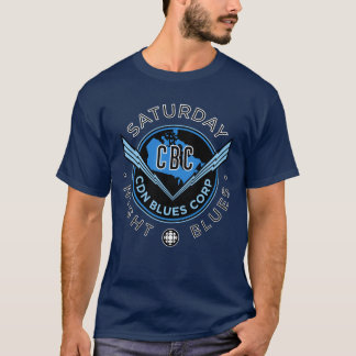 Saturday Night Blues T-Shirt