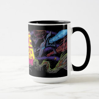 Saturday Night Space Opera JUMBO MUG! Mug