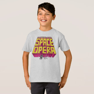 Saturday Night Space Opera Youth Shirt