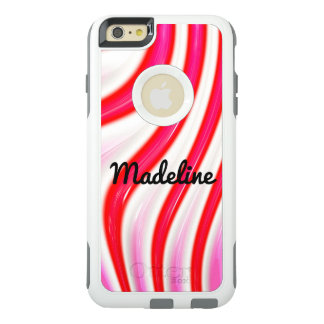 Saturday Scandal Pattern Girly Monogram OtterBox iPhone 6/6s Plus Case