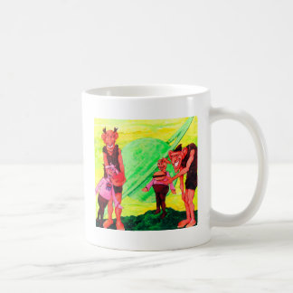 Saturn Giants Coffee Mug