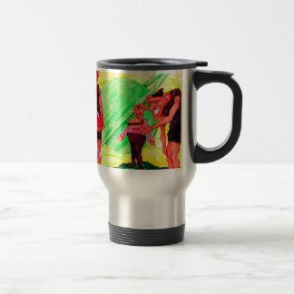 Saturn Giants Travel Mug