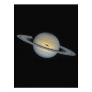 Saturn Letterhead