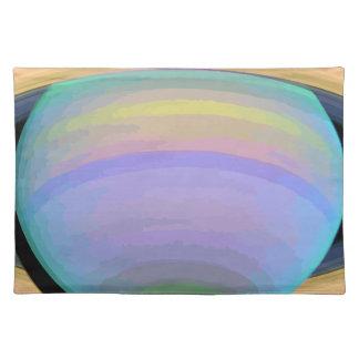 Saturn Placemat