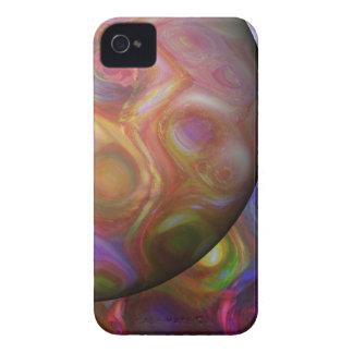 Saturn Rising iPhone 4 Case-Mate Cases