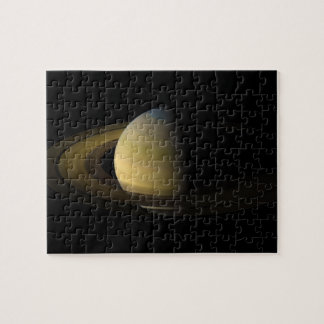 Saturn the Sixth Planet from the Sun Puzzles