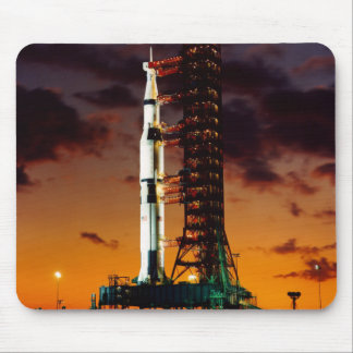 Saturn V Mousepad