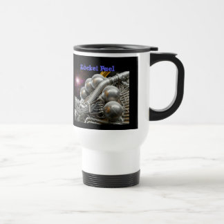 Saturn V Rocket Engine mug