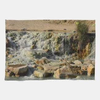 Saturnia Natural Hot Springs Towels