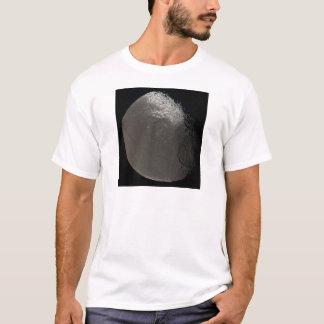 Saturn's 3rd Largest Moon Iapetus Taken by Cassini T-Shirt