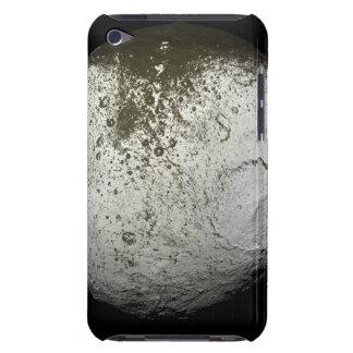 Saturn's moon Iapetus 2 iPod Case-Mate Cases