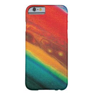 Saturns Northern Hemisphere Barely There iPhone 6 Case