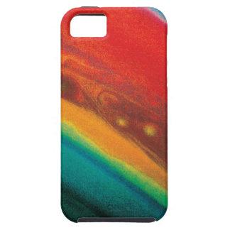 Saturns Northern Hemisphere iPhone 5 Cover