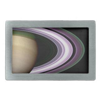 Saturn's Rings Belt Buckle