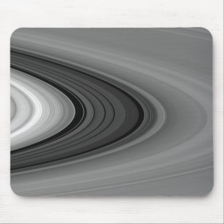 """Saturn's Rings - """"The Great Divide"""" Mouse Pad"""