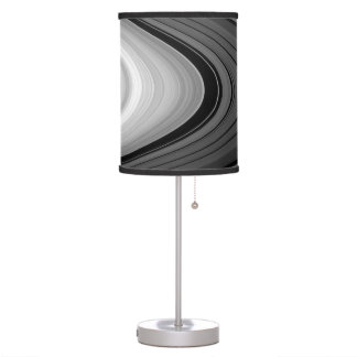 "Saturn's Rings - ""The Great Divide"" Table Lamp"