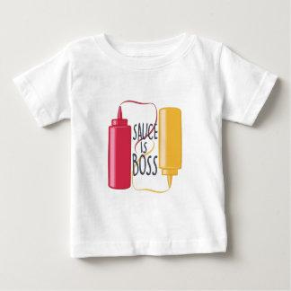 Sauce Is Boss Baby T-Shirt