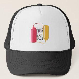Sauce Is Boss Trucker Hat