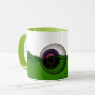 Sauce of eye mug