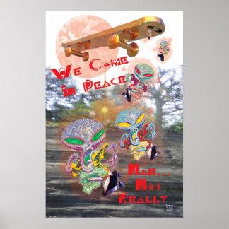 SaucerBangz Poster