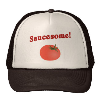Saucesome Funny Italian Hat