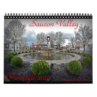 Saucon Valley wall Calendar